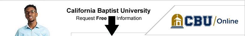 California Baptist University Online